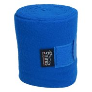 Shires Bandages Fleece Royal 15cm