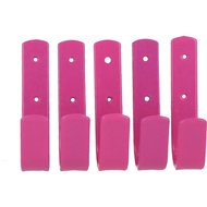 Shires Stable Hooks Pink