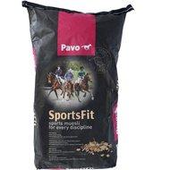 Pavo Sports Muesli Sportsfit Pockets