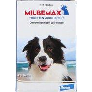 Milbemax Entwurmungstablette Hund Groß 2 Tabletten 5-75kg