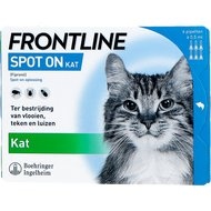 Frontline Flea Treatment Spot-On Cat