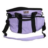 HKM Pro Team Putztasche Colour Lila/schwarz