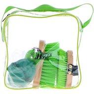 Harrys Horse Mini Grooming Kit Green