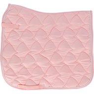 HKM Zadeldek Cassandra Softice Dressuur roze/Zilver