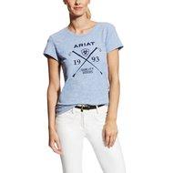 Ariat T-Shirt Logo Woman's Grijs