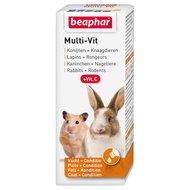 Beaphar Multi-Vit Konijnen en Knaagdieren + Vit.C