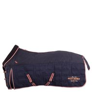 BR Stalldecke Passion 340g 800D Fleece D-Ring Navy