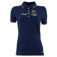 BR Poloshirt Trece Dames Medieval Navy