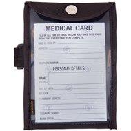 BR Medische Kaart In Armhouder Zwart