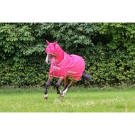 Bucas Freedom Fly Sheet Full Neck Paradise Pink