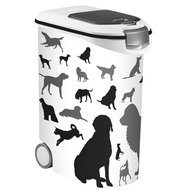 Curver Voedselcontainer Silhouette Hond