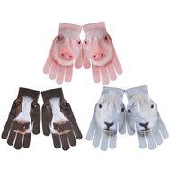 Esschert Kinderhandschoenen boerderijdieren One Size