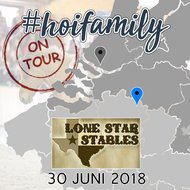 Feline HoiFamily On Tour Belgie