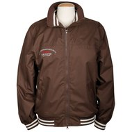 Harry Horse Club Jacket Bruin