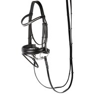 Harrys Horse Bridle Allegro Black
