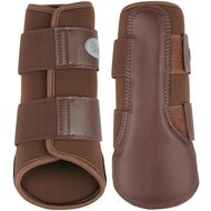 Harrys Horse Protection Boots Flextrainer Air Brown