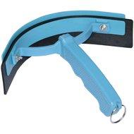 Harrys Horse Zweetmes Plastic met Boog Lichtblauw
