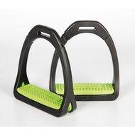 Harrys Horse Beugels Compositi Profile Premium Licht Groen