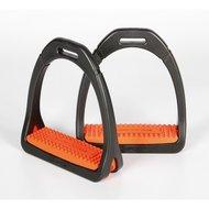 Harrys Horse Étriers Compositi Profile Premium Orange