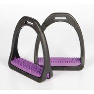 Harrys Horse Étriers Compositi Profile Premium Violet