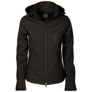 Harrys Horse Softshell Jas Chicago Zwart