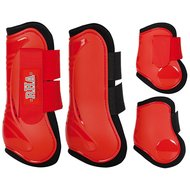 Harrys Horse Beenbeschermerset WI18 True Red