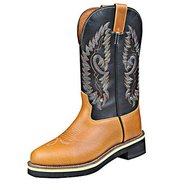 HKM Westernboot -softy Cow-