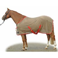 HKM Fly Rug Santos Beige/Red