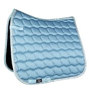 HKM Saddle Cloth Premium Azure/Azure