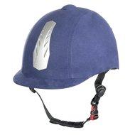 HKM Cap New Air Stripe verstelbaar Donkerblauw