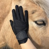 Hoefwijzer Handschoenen Team Zwart