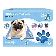 Coolpets Dog Matt 24/7 Blau