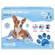 Coolpets Dog Mat 24/7 Blauw