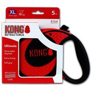 Kong Retractable Leash Ultimate 5m Red