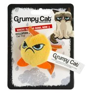 Grumpy Cat Goldfish Ball