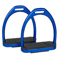 Horka Stijgbeugels Fillis Aluminium Royal Blue