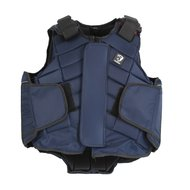 Horka Flexplus Bodyprotector Junior Blauw