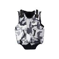 Horka Flexplus Bodyprotector Junior Grijs Camouflage