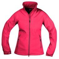 Horka Softshell Jacket Silhouette Pink