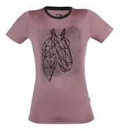 Horka T-shirt Clio Grape