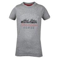 Red Horse Jungen T-shirt Colorado Grau