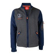 Red Horse Vest Arjan Boys Anthracite