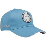 HV Polo Baseballcap Manon Light Blue