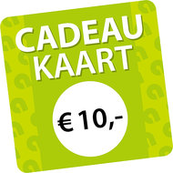 Agradi Cadeaukaart € 10