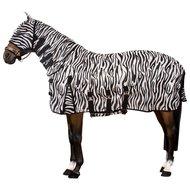 Imperial Riding Vliegen-UV Deken avec Couvre-cou Masque et Couverture Zebra