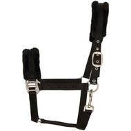 Imperial Riding Halster Sterling Black