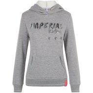 Imperial Riding Hoodie Sweater Royal Iron Melange