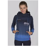 Imperial Riding Hoody Fade Out Navy-Blue