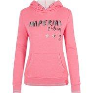 Imperial Riding Hoodie Sweater Royal Rose Melange