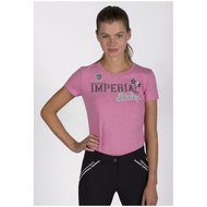 Imperial Riding T-Shirt Fancy Imperials Rose Melange
